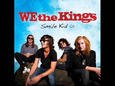 We The Kings - Rain falls down w/ lyrics