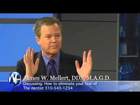 Dental phobia- The Wellness hour featuring James W. Mellert, DDS, M.A.G.D.