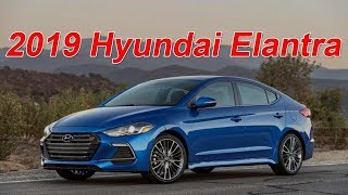 Hyundai Elantra Facelift 2019 Spotted - Elantra 2019 New Features and Design Review in Hindi