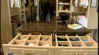 Organized Interiors: Custom Designed Spaces - Custom Closet Organizers Toronto
