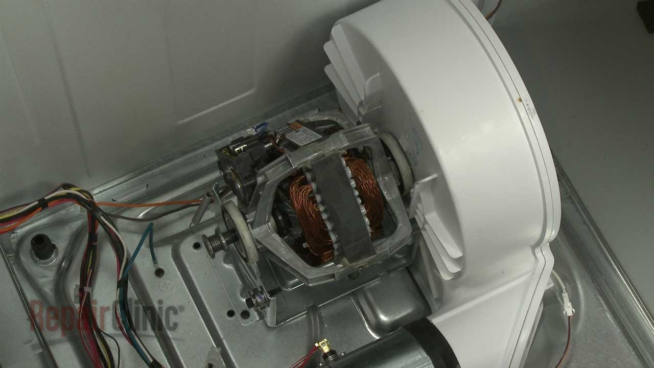 How To Replace Frigidaire Dryer Motor Wiring Diagram Whirlpool Ler7646jq0 Electrolux Electric Drive Replacement 137115900 You