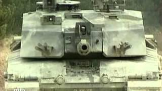 Военное дело. НТВ - Танк Челленджер-2