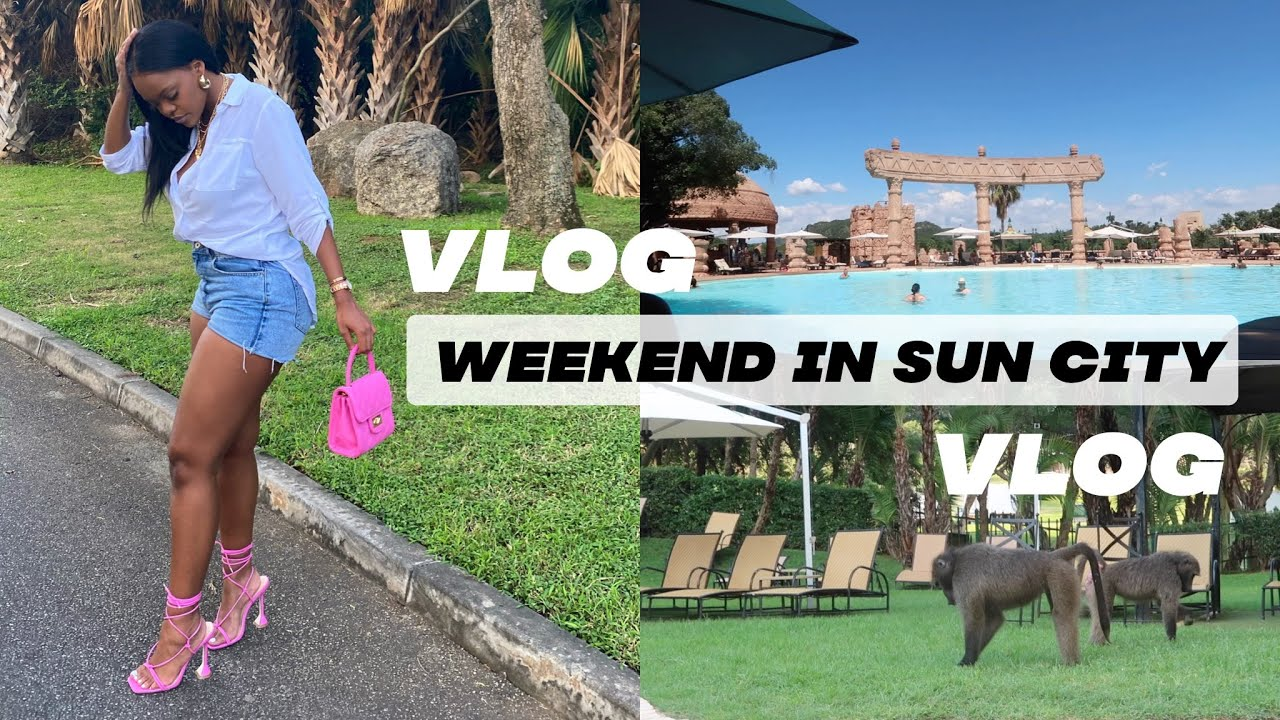 Download •LIFEWITHKHAY•   SUN CITY VLOG! ROAD TRIP, DRAANKS AND SO SO MUCH FUN + FIRE ROOM FOR THE FIRST TIME