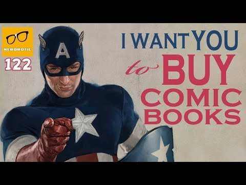 How to Save Your Local Comic Book Shop | Adventures in Comic Book Retailing