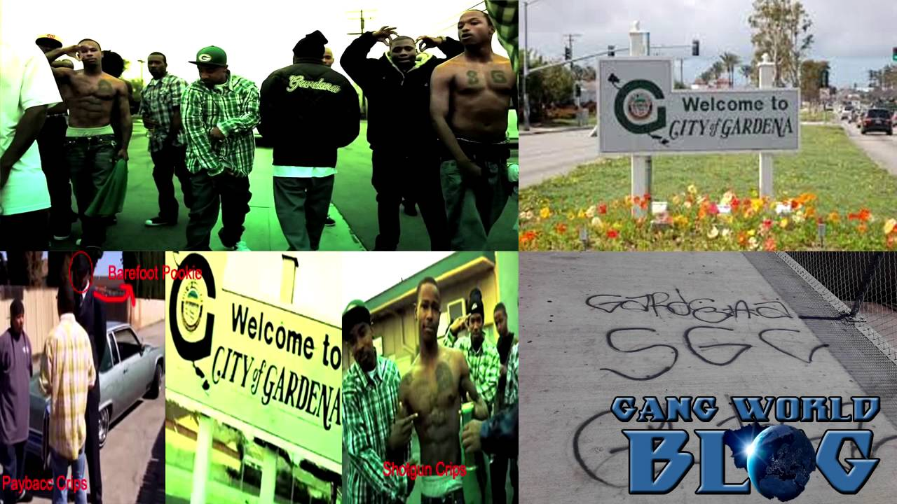ShotGun Crips History (Gardena) - YouTube