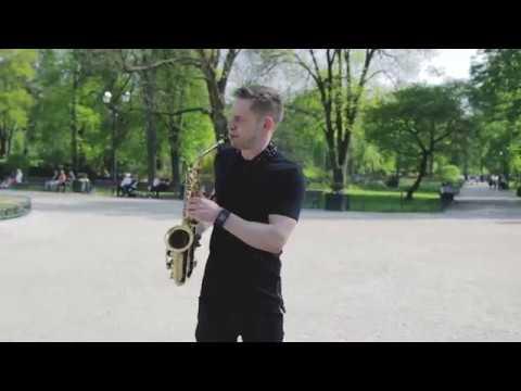 Ieva Zasimauskait - When We † re Old - Lithuania - Eurovision 2018 [Zygi Sax Cover]
