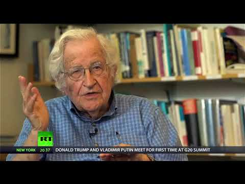Chris Hedges 'On Contact' : Noam Chomsky interview - Part II