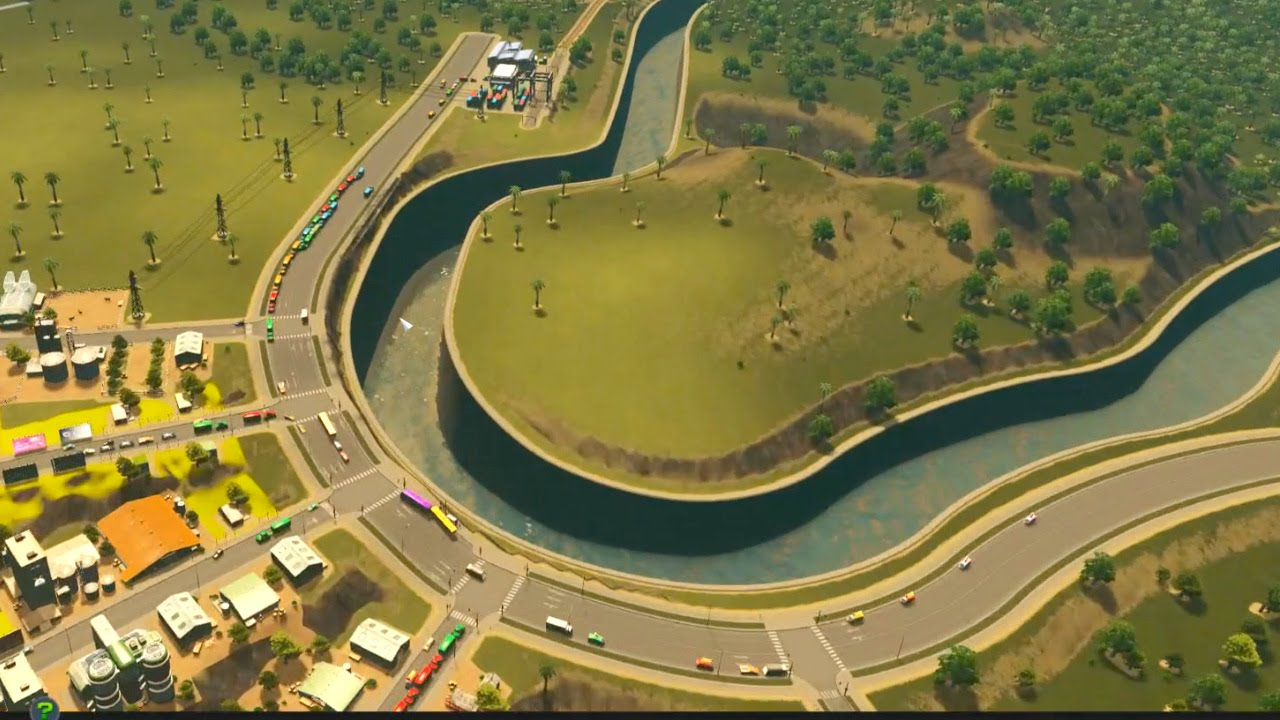 Cities Skylines New Road Tools