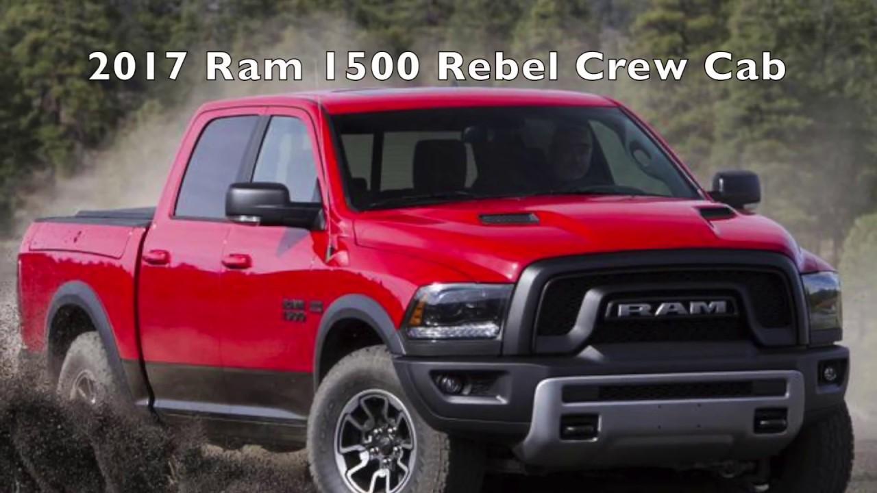 2017 ram 1500 rebel crew cab 4x4 steve landers chrysler dodge jeep ram youtube. Black Bedroom Furniture Sets. Home Design Ideas