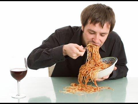 دراسة: طريقة تناول الطعام تحدد وزنك