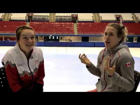 Kim Boutin et Marianne St Gelais - La préparation mentale