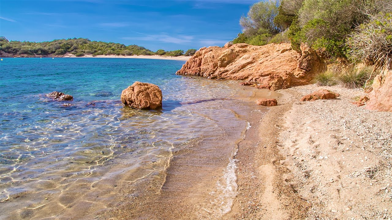 Gorgeous Beach and Wave Sounds - Relaxing Day Near The Sea - Ideal For Yoga and Meditation