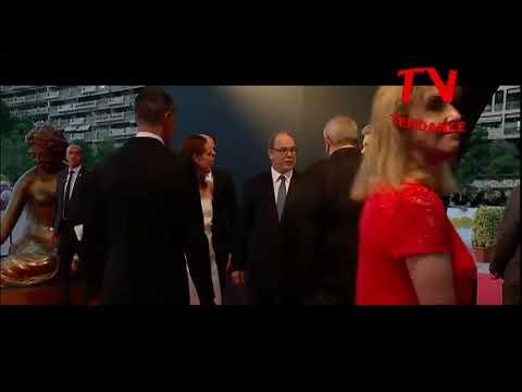 Red Carpet 56th Television Festival of Monaco