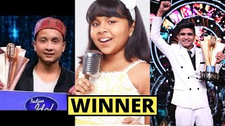 List Of All Season Winners Of Indian Idol & Their Prize Money - Today's Episode - 31 July 2021