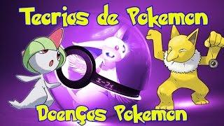 Teorias de Pokemon #13 - Doenças Pokemon !