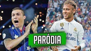 Baixar ♫ CR7 NO PSG E NEYMAR NO REAL MADRID   Paródia Rabiola ‹ RALPH +10 ›