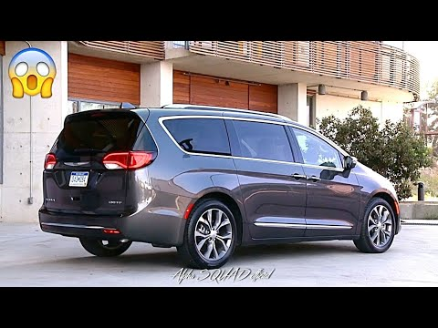 2018 Chrysler Pacifica (7 Seater Van) – Rival of Toyota ...