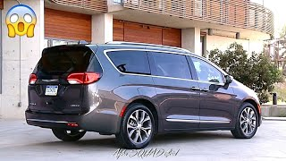 2018 Chrysler Pacifica 7 Seater Van - Rival of Toyota Sienna and Honda Odyssey