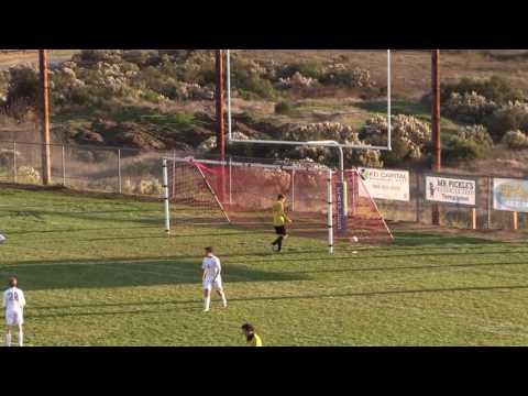 THS JV Soccer VS Pioneer Valley