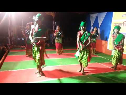 Rabha Traditional dance north east India