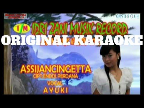AYUKI - Assijancingetta 1 (Karaoke Version)