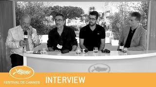 AHLAT AGACI - Cannes 2018 - Interview - EV