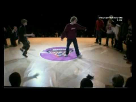 DEF KIDZ vs UKRAINE DREAM TEAM (CHELLES BATTLE PRO 2008) WWW.BBOYWORLD.COM