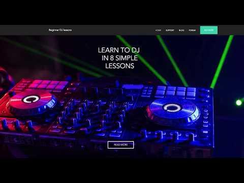 BEGINNER DJ FULL COURSE