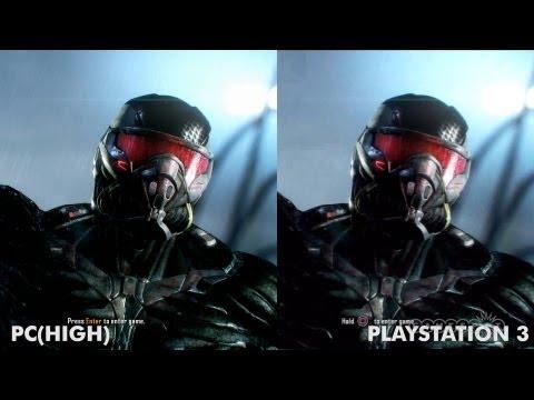 Crysis 3 Graphics Comparison