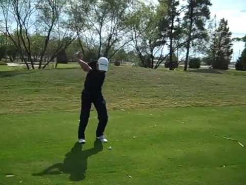 Fairway Iron shot