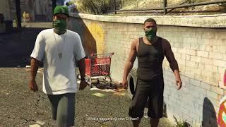 Grand Theft Auto (PS4) Walkthrough Part 7-Chop