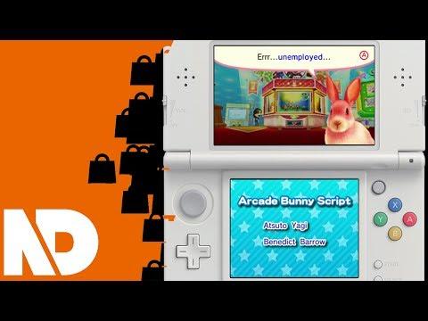 [Nintendo Badge Arcade] Final words from Arcade Bunny