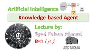 Knowledge based Agents | Logical agents | Intelligent Agent | Artificial Intelligence Hindi Tutorial