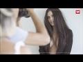 Letícia Lima: Making Of Ensaio Revista VIP