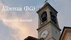 Le Campane di Almenno S. Bartolomeo (BG) - Fraz. Albenza - Allegrezze manuali