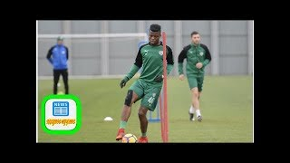 Mikel agu returns to action in bursaspor draw