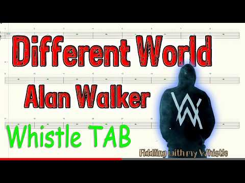 different-world---alan-walker---tin-whistle---play-along-tab-tutorial