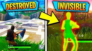 Top 5 Fortnite Season 6 Glitches | Arcade Cloud