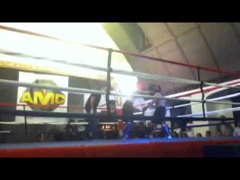 Antonio DeJesus AMC Fight 2 full fight