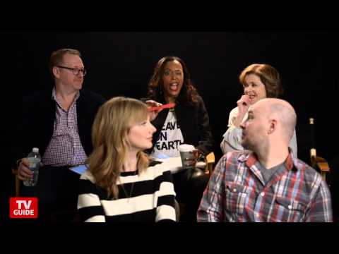 Watch Aisha Tyler hilariously act out her favorite emoji!