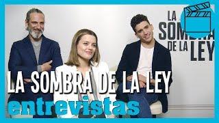 Película La sombra de la ley. Entrevista a Ernesto, Adriana y Jaime