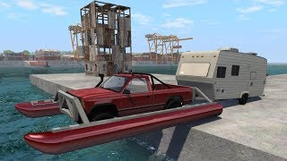 BeamNG.drive - D-Series Deployable Pontoons