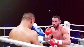 SHEMSI BEQIRI (KOS) vs WILLIAM DIENDER (NED)  I