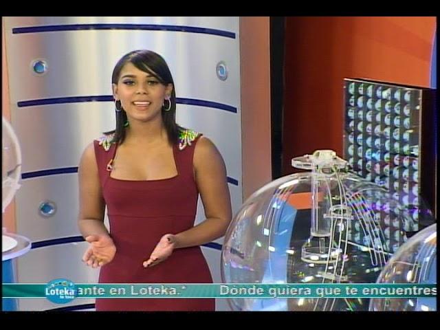 Loteka Lotería Electrónica Sorteo 7:00 PM 18-03-2020