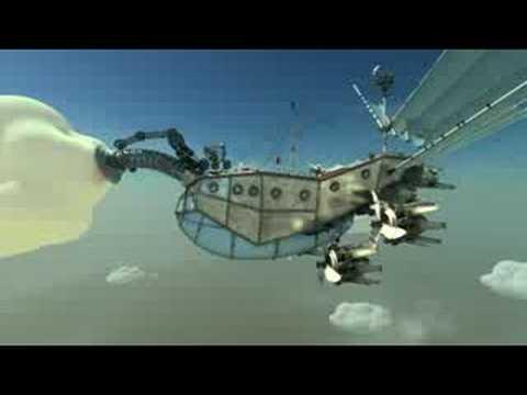 Kelloggs - Rice Krispies - Nimbus (commercial)