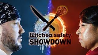 Kitchen Safety Showdown | Play All