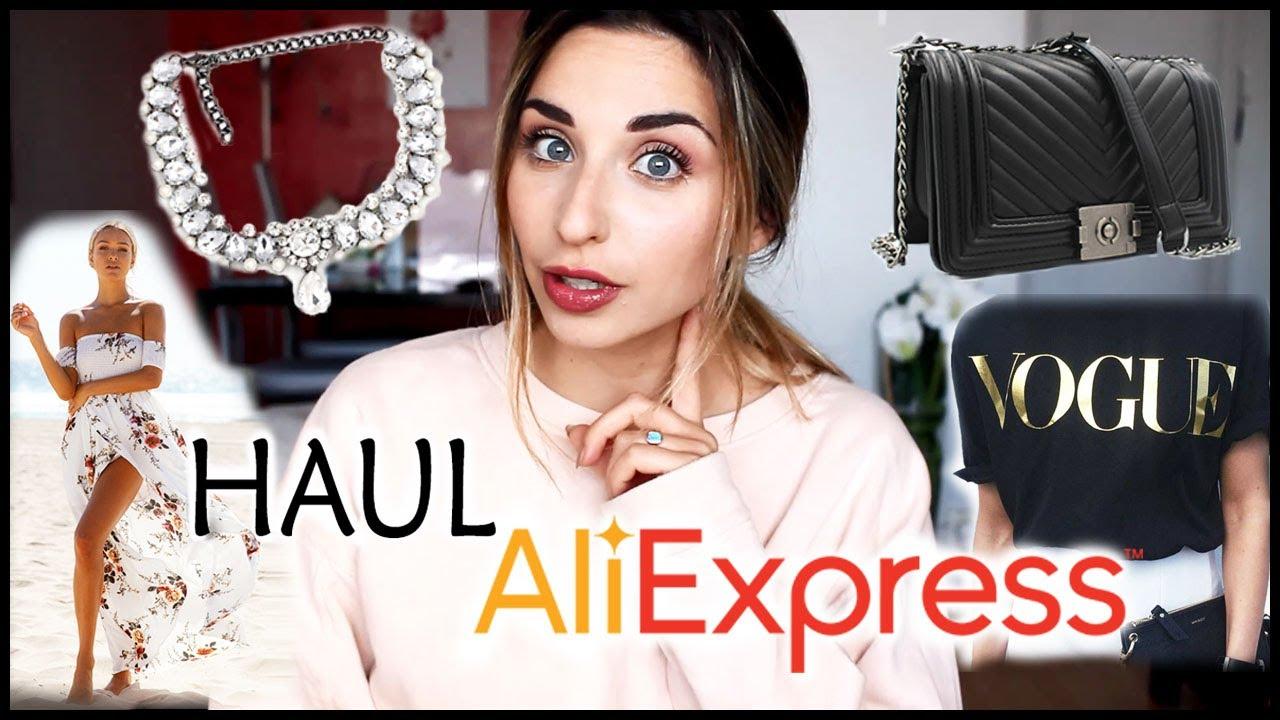 Haul Aliexpress Mode ❤ ❤ ❤