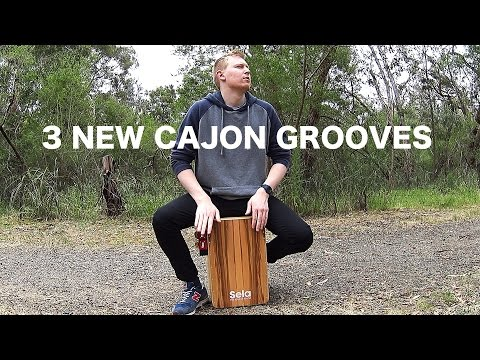 Cajon Beats: Three Beat Thursday
