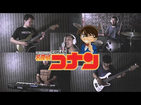 Soundtrack Detective Conan Versi Indonesia Cover By Sanca Records