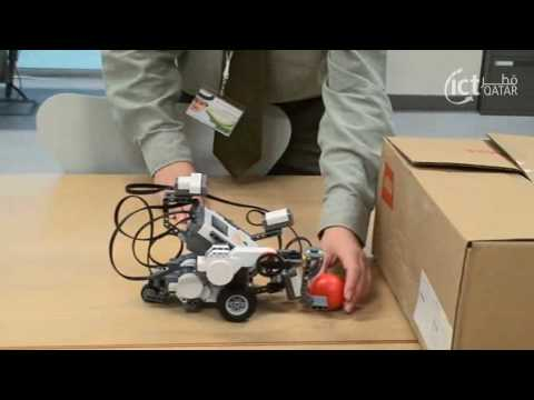 Teaching Computer Logic using Lego Mindstorm Robots